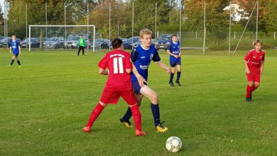 Photo of Lockeres 9-2 der U15 gegen JFG Weilachtal