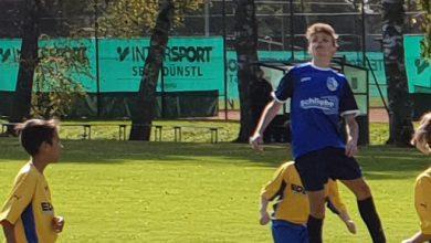 Photo of U15 dreht 0-2 in einen 4-2 Sieg trotz Wettbewerbsverzerrung