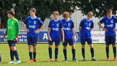 Bild von U17 verliert knapp im ersten Saisonspiel