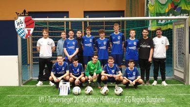 Bild von U17 gewinnt Hallentage Regio des TSV Rain